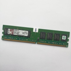 Оперативная память Kingston DDR2 1Gb 667MHz PC2 5300U 2R8 CL5 (KVR667D2N5K2/2G) Б/У