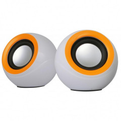 OMEGA 2.0 OG-116B white orange 2x3W RMS