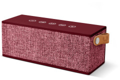 Портативная акустика Fresh 'N Rebel Rockbox Brick Fabriq Edition Bluetooth Speaker Ruby