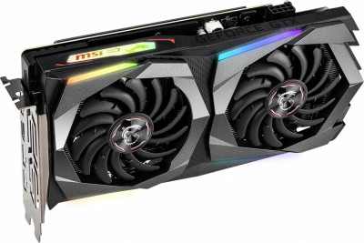 MSI PCI-Ex GeForce GTX 1660 Gaming 6G 6GB GDDR5 (192bit) (1785/8000) (3 x DisplayPort, 1 x HDMI) (GeForce GTX 1660 GAMING 6G)