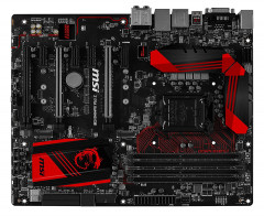 Материнская плата MSI Z170A Gaming M5 (s1151 Intel Z170 PCI-Ex16)