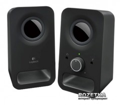 Logitech Multimedia Speakers Z150 Black (980-000814)
