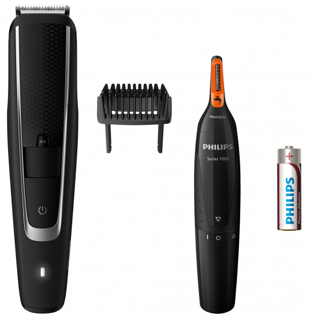 Триммер PHILIPS Beardtrimmer series 5000 BT5503/85 - изображение 1
