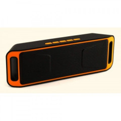 Портативная bluetooth MP3 колонка SPS SC-208 BT (46122)