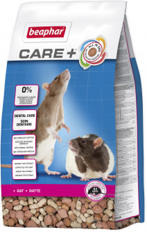 Корм для крыс Beaphar Care + Rat 250 г (18425) (8711231184255)