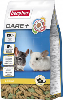 Корм для шиншилл Beaphar Care + Chinchilla 250 г (18421) (8711231184217)