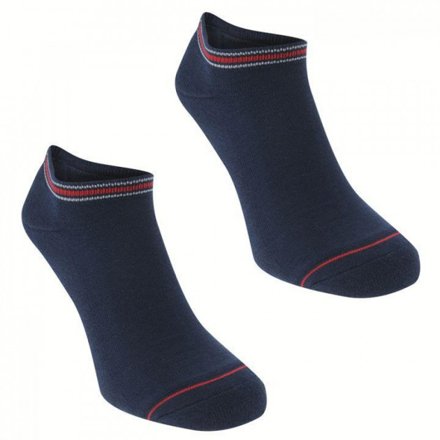 Носки Tommy Hilfiger Icon 2 Pack Navy, 36-42 (10102596)