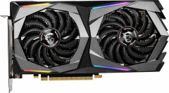 MSI PCI-Ex GeForce RTX 2060 Gaming 6G 6GB GDDR6 (192bit) (1680/14000) (3 x DisplayPort, 1 x HDMI) (GeForce RTX 2060 GAMING 6G)