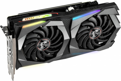 MSI PCI-Ex GeForce GTX 1660 Ti Gaming 6G 6GB GDDR6 (192bit) (1770/12000) (3 x DisplayPort, 1 x HDMI) (GeForce GTX 1660 Ti GAMING 6G)