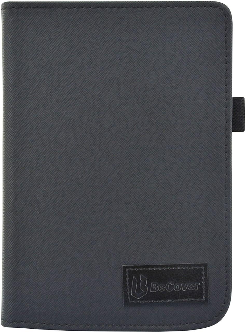 Обложка BeCover Slimbook для Pocketbook 627 Touch Lux4 Black