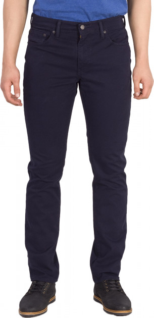 Джинсы Levi's 511 Slim Fit 31-34 Nightwatch Blue Cotton (04511-2617)