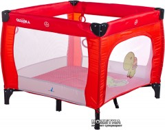 Манеж Caretero Quadra Red (Car.Quadra(red))