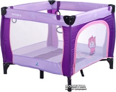 Манеж Caretero Quadra Purple (Car.Quadra(purple))