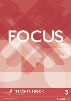 Focus 3 Teacher's book + DVD-ROM - Patricia Reilly - 9781292110080