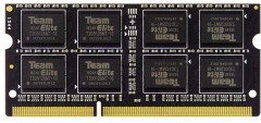 Оперативная память Team Elite SODIMM DDR3L-1600 4096MB PC3L-12800 (TED3L4G1600C11-S01)