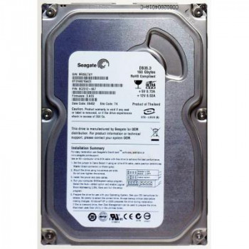 HDD IDE 160Gb SEAGATE