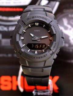 Часы Casio G-Shock G-100BB-1A
