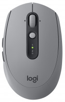 Миша Logitech M590 Wireless Bluetooth Multi-Device Silent Mid Grey Tonal (910-005198)