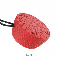 Bluetooth Колонка Hoco BS21 Atom Bluetooth 4.2 Red (vn2916)