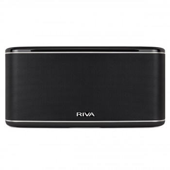 Мультирум акустика RIVA Festival Multi-Room+ Wireless Speaker Black (RWF01B-UN)