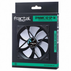 Fractal Design DYNAMIC X2 GP-14 WH (FD-FAN-DYN-X2-GP14-WT)