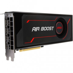 Msi Pci-Ex Radeon Rx Vega 56 Air Boost 8192Mb Hbm2 (2048-Bit) (1156/800) (3 X Displayport, Hdmi) (Radeon Rx Vega 56 Air Boost 8G Oc)