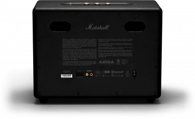 Акустична система Marshall Louder Speaker Woburn II Bluetooth Black (1001904)
