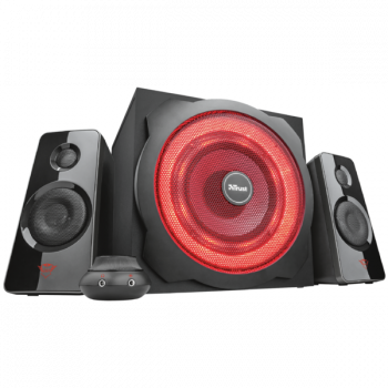 Акустика Trust GXT 4628 Thunder 2,1 Illuminated Speaker Set