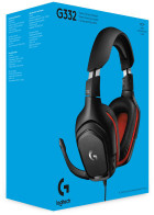 Наушники Logitech Wired Gaming Headset G332 Black (981-000757) - изображение 2