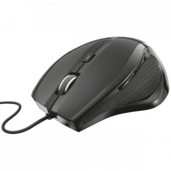 Мышь Trust Trax Wired Mouse
