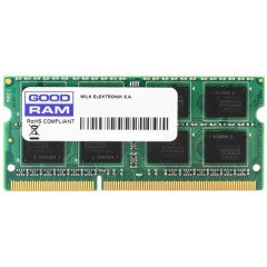 Оперативная память So-Dimm GoodRam DDR4 4GB 2133MHz (GR2133S464L15S/4G)