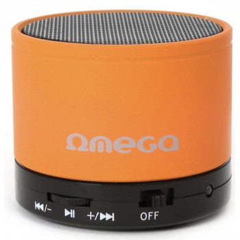 Портативна колонка Omega Bluetooth OG47O orange