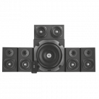 Акустика Trust Vigor 5,1 Surround Speaker System Black - зображення 1