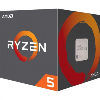 Процесор AMD Ryzen 5 1400 (3.2 GHz 8MB 65W AM4) Box (YD1400BBAEBOX)