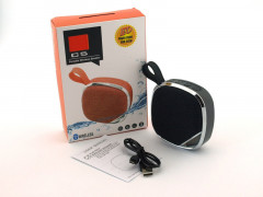 Портативная Bluetooth колонка Portable Wireless Speaker С5 Black (OS6833 Black)