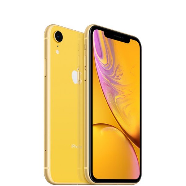 Смартфон Apple iPhone XR Dual Sim 128Gb Yellow