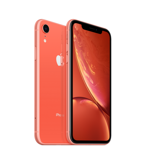 Смартфон Apple iPhone XR Dual Sim 128Gb Coral