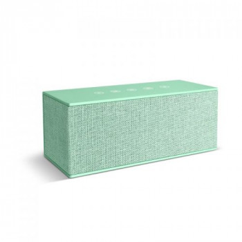 Портативна акустика Fresh 'N Rebel Rockbox Brick Fabriq Edition Bluetooth Speaker Peppermint (1RB3000PT)