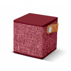 Портативная акустика Fresh 'N Rebel Rockbox Cube Fabriq Edition Bluetooth Speaker Ruby (1RB1000RU)