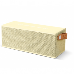 Портативная акустика Fresh 'N Rebel Rockbox Brick Fabriq Edition Bluetooth Speaker Buttercup (1RB3000BC)