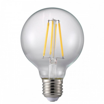 Светодиодная лампа Nordlux Bulb E27 8.3W Clear Filament Dimmable (1503770)