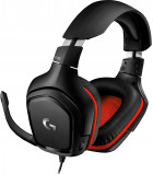 Наушники Logitech Wired Gaming Headset G332 Black (981-000757) - изображение 1