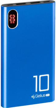 УМБ Gelius Pro CoolMini GP-PB10-005 10000 mAh Blue (2099900720291)