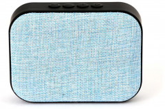 Акустическая система Omega OG58DG Bluetooth V4.1 Fabric Blue (OG58BL)