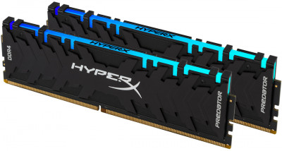 Оперативна пам'ять HyperX DDR4-3600 16384MB PC4-28800 (Kit of 2x8192) Predator RGB (HX436C17PB4AK2/16)
