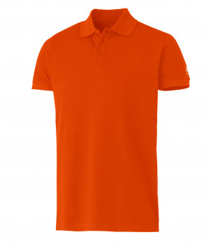 Футболка Helly Hansen Salford Pique - 79182 (Dark Orange; L)