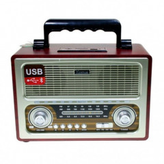 Радиоприёмник MD-1800BT MP3/FM Kemai T_SH28952