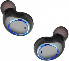 Наушники Awei T3 Twins Earphones Black (FSH82776)