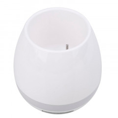 Bluetooth Колонка Optima Flower Pot H-01 White