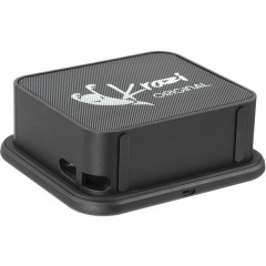 Bluetooth Колонка Krazi Dolphin KZBS-001 Black + (Wireless Charging)